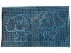 橡胶防滑垫无味耐磨、高级橡胶地垫