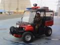 四平消防全地形消防摩托车投入使用