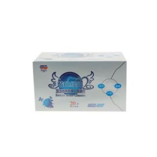 圣雅20片私密湿巾 单片盒装