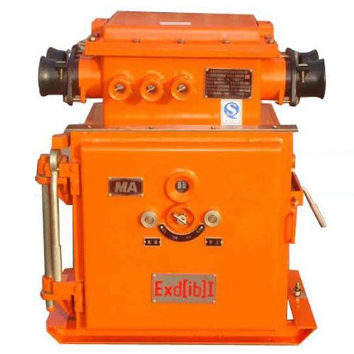 矿用隔爆兼本质安全型掘进机用电控箱