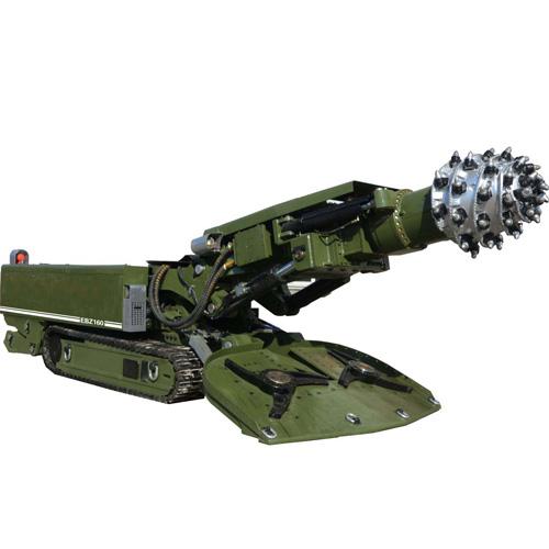 EBZ-160掘进机