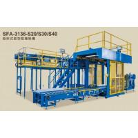 SFA-3136-S20/S30/S40 低床式卸空瓶棧板機