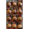 手工雕刻葫芦茶盒十二生肖系列