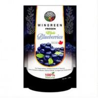 预包装冷冻蓝莓