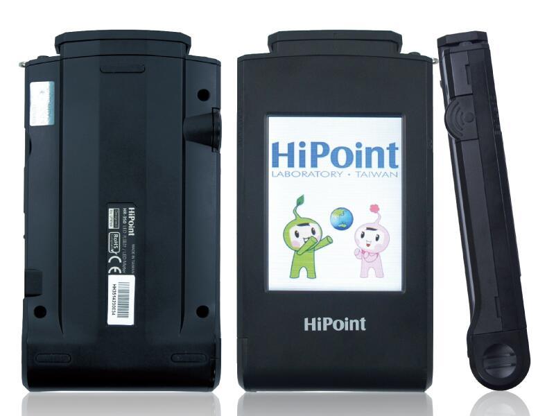 HR-350 光谱分析仪