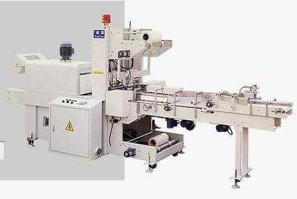 PVC & OPP 膠帶集合包裝機
