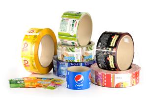 PVC / OPS / PET 彩印收缩标签 / 瓶袋