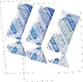 背貼式迷你乾燥劑DryBoy®