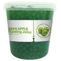 青蘋果魔豆 Green Apple coating juice