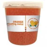 柳橙魔豆 Orange Coating Juice