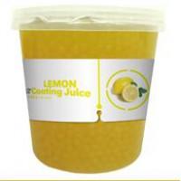 檸檬魔豆 Lemon coating juice
