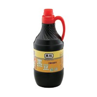 黑龍秋菊級黑豆蔭油(清油)