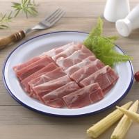中央畜牧場家香豬 小肉片300g Sliced Pork Shoulder