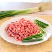 中央畜牧場家香豬 腰內肉寶寶絞肉300g Ground Pork Tenderloin