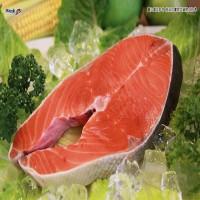 野生鮭魚(輪切)