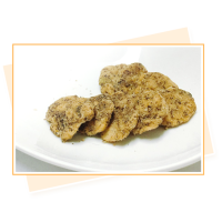 天貝益菌脆餅 - 黑胡椒 (全素)100g
