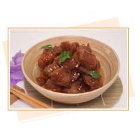 天貝益菌蜜汁猴頭菇 - (冷凍食品)