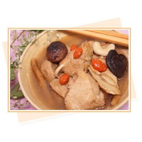 天貝益菌竹鹽猴頭菇 - (冷凍食品)