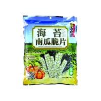 海苔南瓜脆片-40g