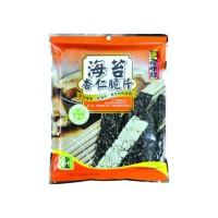 海苔杏仁脆片-40g