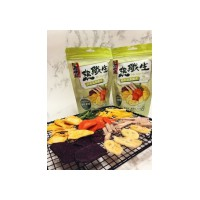 蔬纖生-綜合蔬果脆片-90g