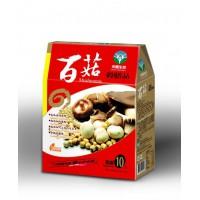 百菇 穀膳品 (鹹餐包)