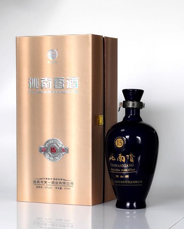 洮南香酒商务酒15年
