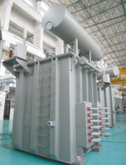 电石炉变压器
