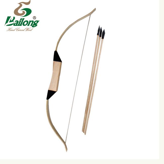 动物弓和箭和平原弓