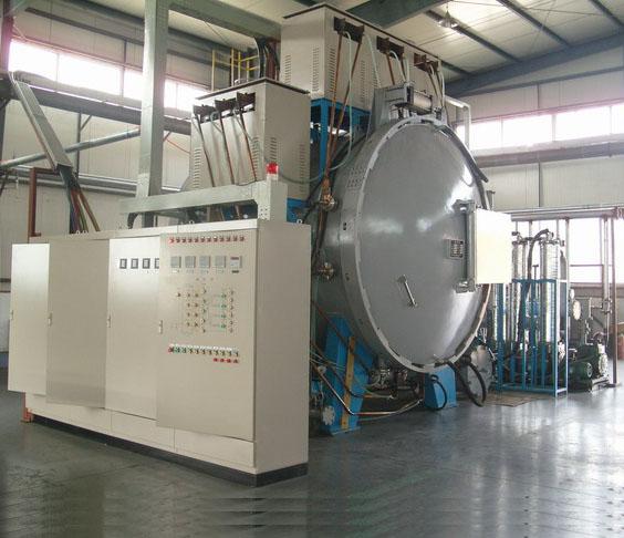 碳纤维真空碳化炉