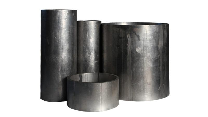 硬质复合炭毡桶