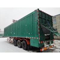 智能履带卸货车