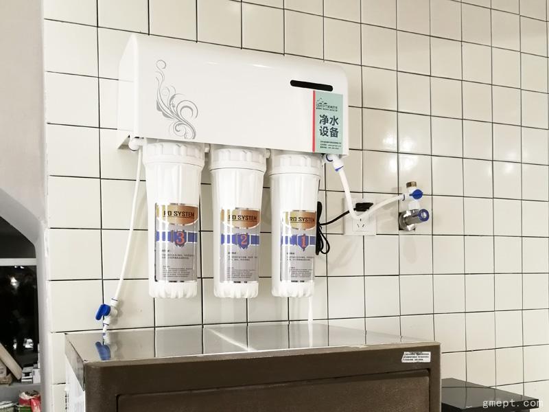 大流量多用途净水器