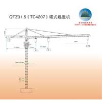 QTZ31.5(TC4207)塔式起重机