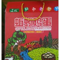 百丰联蚯蚓鸡蛋一盒50枚装