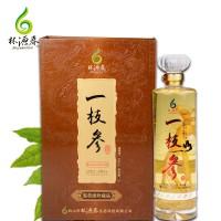 林源春42%vol一枝参人参酒1000ml/瓶×4瓶/箱