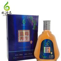 林源春35°蓝莓养生酒450ml/瓶×6瓶/箱