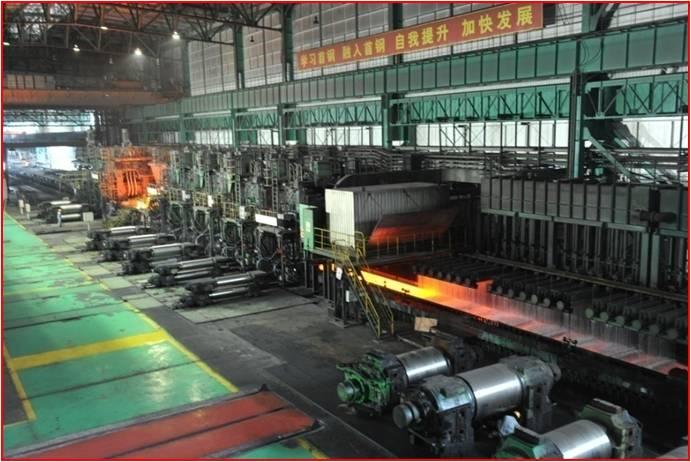 热轧板带生产线
