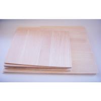 木拼接板模型材料家具板柜子板航模材料沙盘飞机木