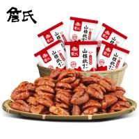 新货【詹氏品质山核桃仁500g】新货独立小包装坚果零食炒货