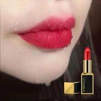 口红女不掉色不沾杯保湿滋润小众品牌大牌正品专柜不脱色防水