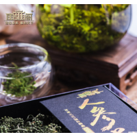 东北长白山人参花茶正品野特干级特产生大花蕾煲汤泡酒料礼盒包装
