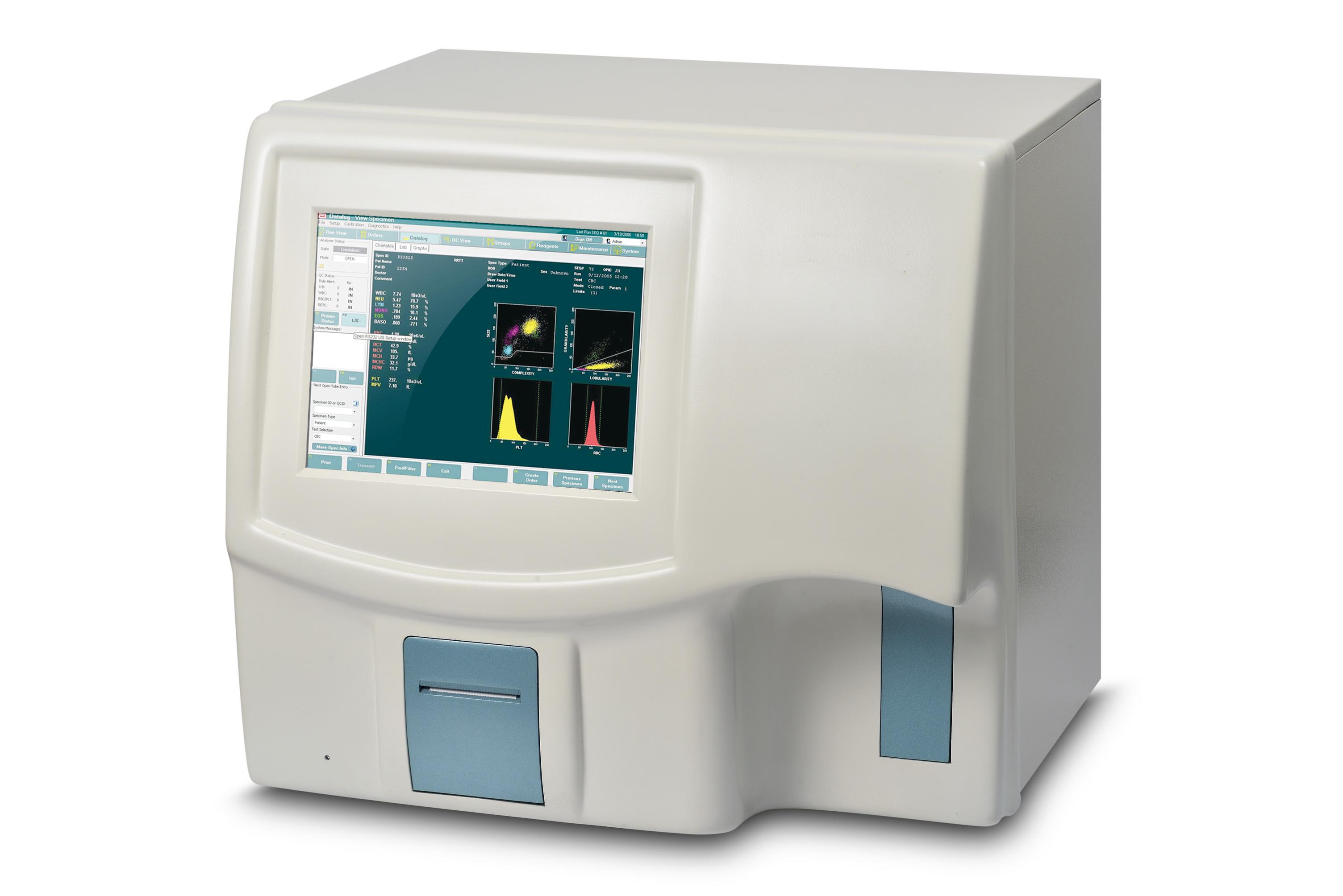 血液细胞分析仪--CBC-6000