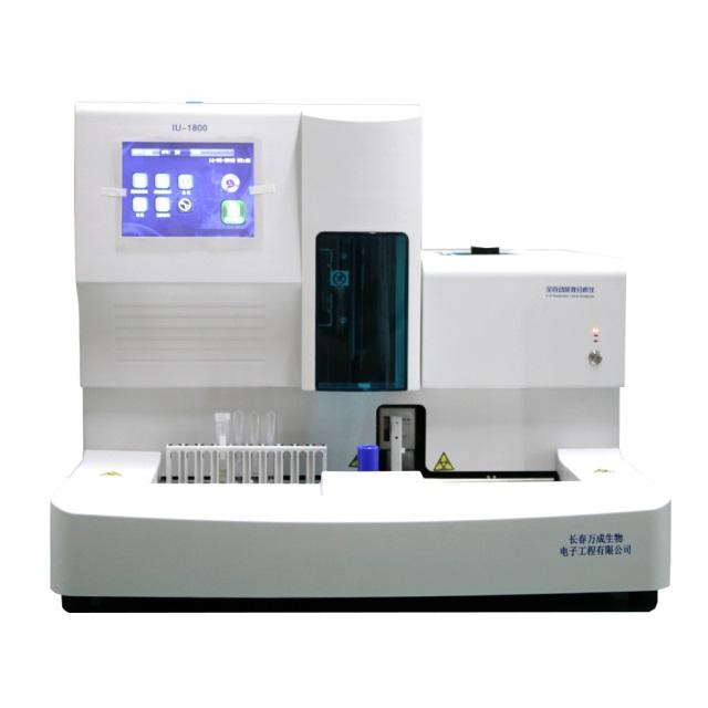尿液分析仪--IU1800