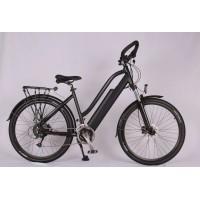 公路电动车自行车成人男女士26寸代步助车锂电池代驾电瓶单车