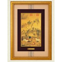 典藏-八駿圖