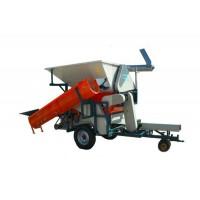 王牌动力输出轴牵引式玉米脱粒机