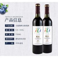 万通脱醇葡萄酒通化国产老牌脱酒精甜红酒适宜人群广泛应酬待客