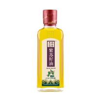 禾洛生息紫苏籽油250毫升纯物理压榨无任何添加剂