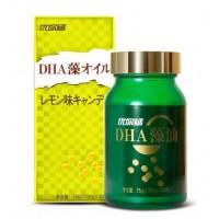 优你钙DHA藻油柠檬味糖果